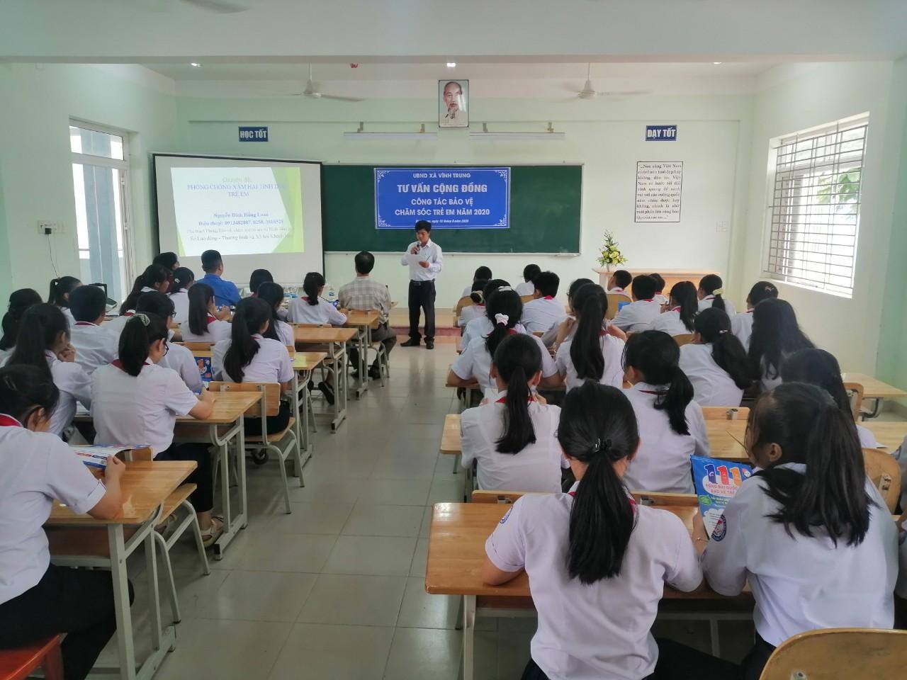 Trường Trung Học cơ sở Nguyễn Đình Chiểu > Tin chi tiết